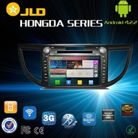 Android 4.2 car audio gps navigation system for HONGDA CRV 2012