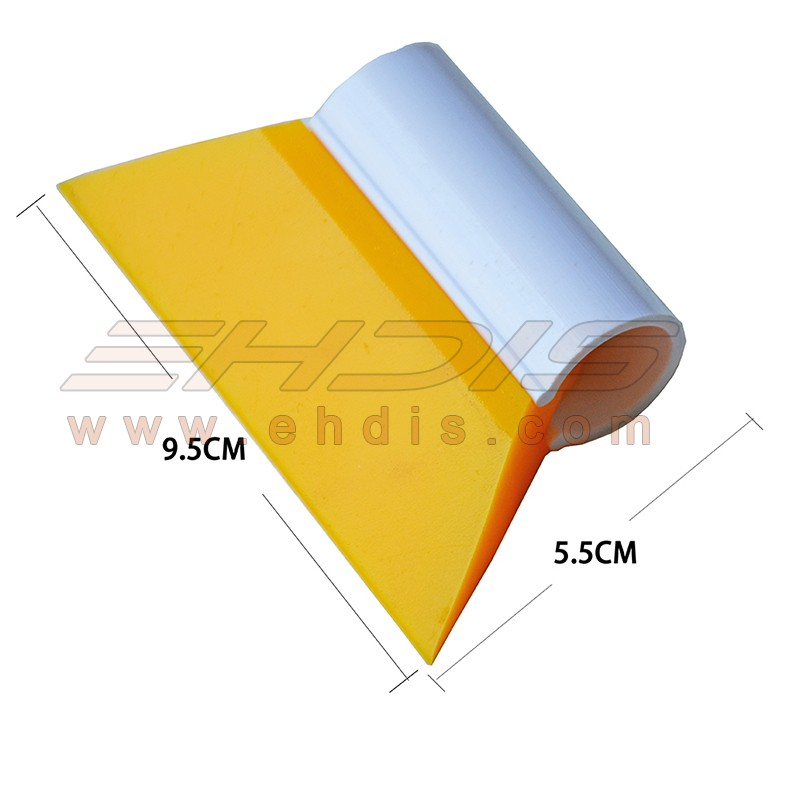 Replacement soft rubber blade/squeegee rubber/silicone window squeegee