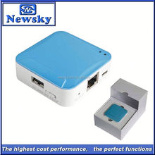 3G gateway unlocked wifi mobile hotspot 3g 4g hspa + gsm usb with rj45 port