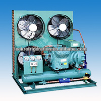 4H15.2 Bitzer Semhermetic compressor Condensing unit for cold room CE