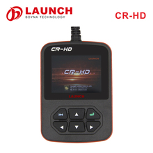 100% Launch brand Creader CR-HD auto engine obd scanner reviews for Trucks
