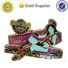 20 years experience custom cheap Army Gold Insignia lapel pin