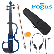 Focus 4/4 Full Size Solid Wood Electric Violin For Sale