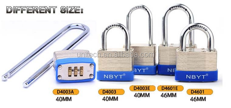 High Quality Combination Locks