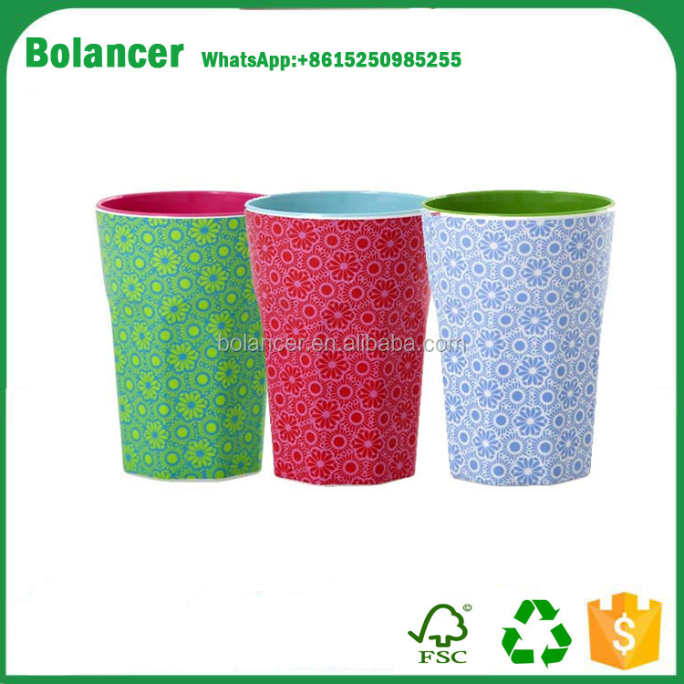 440ml Melamine cup drinking/drinking snack cup/cold drink cup