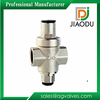 16bar - 25bar to 1 - 8 bar AISI 304 stainless steel seat adjustable brass pressure relief valve