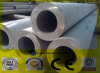 TP409 1.4512 ASTM A312 standard stainless steel cold drawn annealing seamless pipes