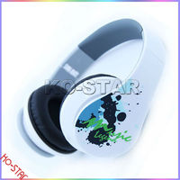 oem and odm headphone earphone with plastic ear cups provide lightweight design