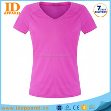 100 cotton plain t shirt stock lot , customise big neck t-shirt
