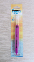 Crochet Lite Crochet Hooks, Size J/6.0mm, Purple