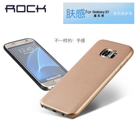 Original Rock Case For Samsung S7,Rock PU Leather Back Case Cover For Samsung Galaxy S7 PR-099