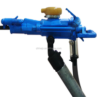 Factory Used Pneumatic Rock Drill For