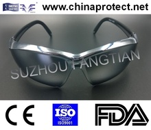 CE En166 Safety Glasses/ eye protecton /anti-dust glasses for workplace