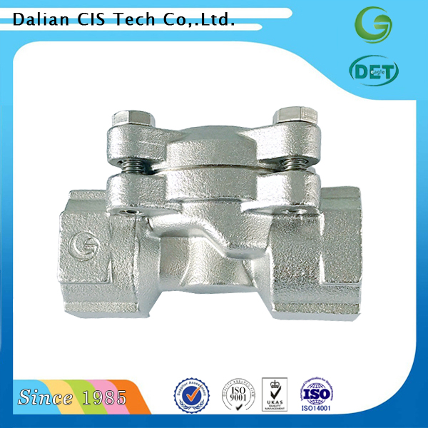 Balanced Medium Pressure Stainless Steel Thermostatic Steam Trap