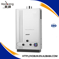 Economic and convenient NG gas water heater spare parts 10L price