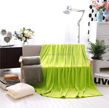 Wholesales Promotional Extra Thick and Warm Sofa Blanket Ultra Velvet Plush Super Soft Fleece Luxury Blanket