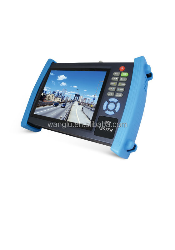 7 inch Multi-function cctv HD-SDI Tester
