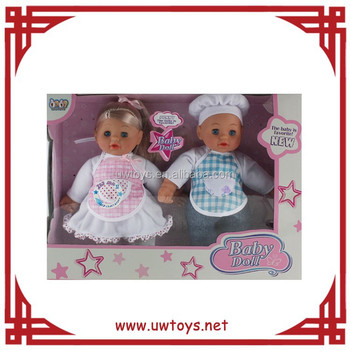 Factory direct sales all kinds of cartoon baby doll