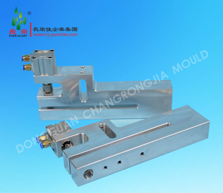 Pneumatic 10mm Round Hole Plastic Bag Hole Punch