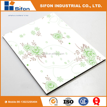 Decorative Interior Wall Panels Aluminum Composite Panel Fireproof Acm Board