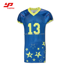 Best Quality Custom Made American Football Shirt, Sublimated Design Your Own Rugby Jersey