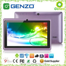 High quality smart pad 7 inch tablet pc Q88 dual core