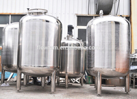 food grade stainless steel palm oil storage tank