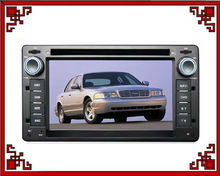 "7"" HD 800x480 Ford Crown car radio"