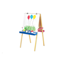 New Product Cheap Wholesale Kids Furniture Child Wooden Easel