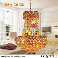 C9128-400 crystal glass prism chandelier lamp pendants,verner panton pendant lamp,cheap crystals for chandeliers