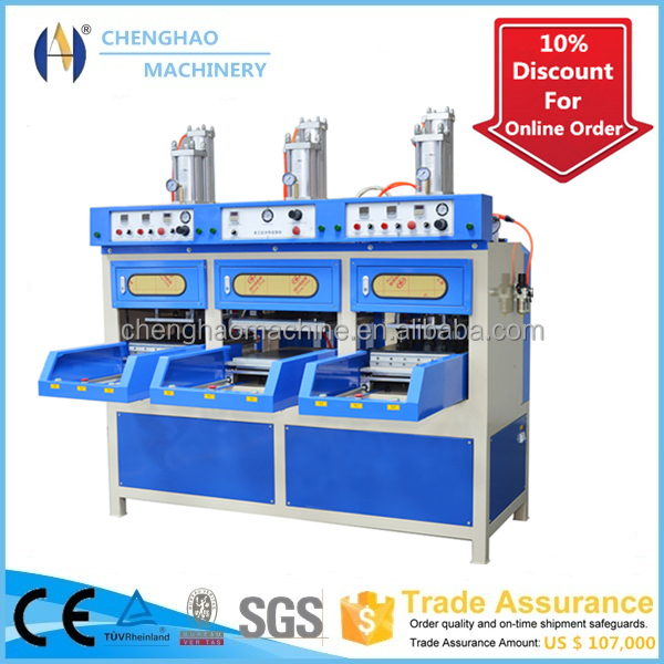 CHENGHAO Original shoes making machine price Trade Assurance