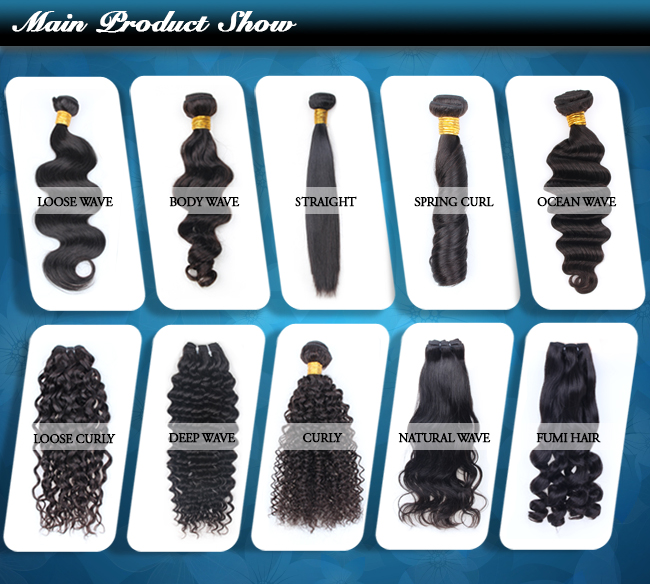 Short Brazilian blonde and black human hair full lace sew in wig