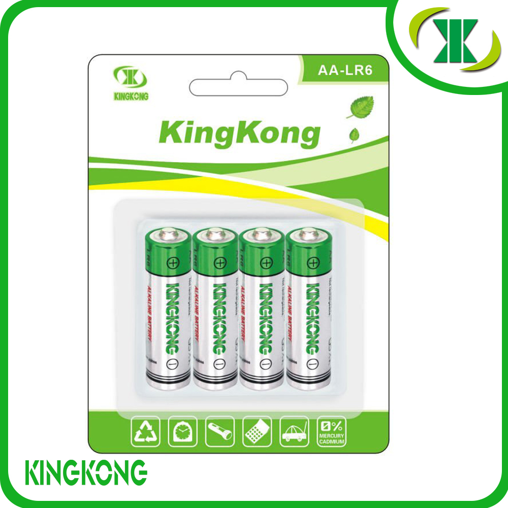 1.5V AA/LR6/AM3 Alkaline battery