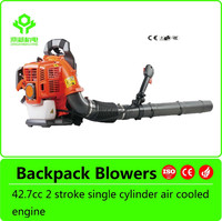 High Quality Backpack gasoline engine Electric Vacuums Leaf hand air blower