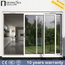 Competitive price interior partition sliding glass door runners with IS9001 certification
