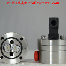 100% Anti-explosion tap flow meter gauge