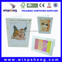 wholesale photo frame cards/photo insert cards 4x6