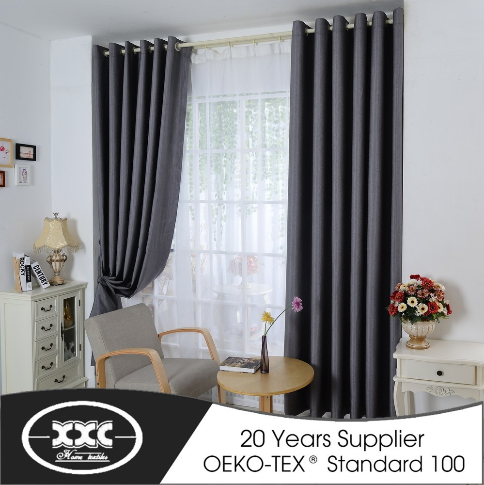 Latest Design Living Room Luxury Hotel Curtains Buy Product On Alibabacom