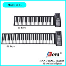 Bora 61 keys electronic keyboard piano musical instrument
