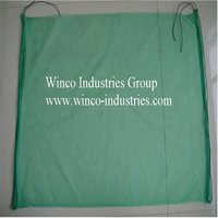 70x90cm date palm bags/Date palm bag with strong black drawstring