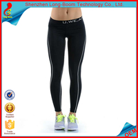 Wholesale custom yoga pants/high quality women sports wear