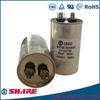 250v 50uf china high quality cbb65 capacitors