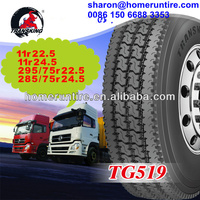 TRANSKING Brand 315/80 r22.5 11r24 5 11r22 5 Truck Tire for sale with Drive/Steer/Trailer pattern ECE,DOT.ISO approved
