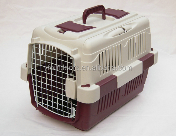 Dog crate manufacturers durable different size pet flight cage