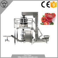 Multihead Weigher Vertical Packing Machine Automatic