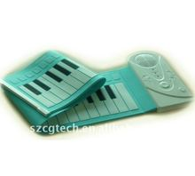 49 Key Keyboards Piano Instrument / Electric roll up Piano Keyboard