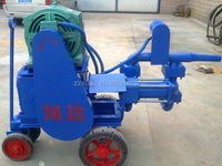 High pressure cement grouting pump machine/grout pump