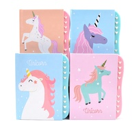 Stationery Set For Kids Unicorn Craft Secret Diary For Girls