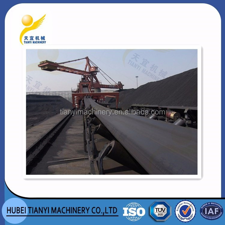 China professional belt conveyor system supplier in low price for coal mining industry