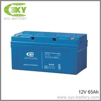 Strong Power Performance AGM Deep Cycle Battery 12V65Ah